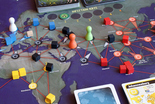 Pandemic in play